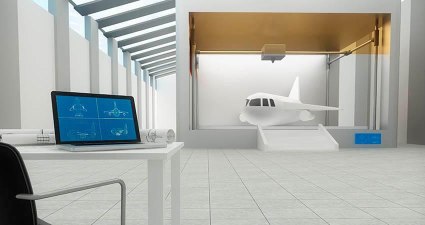 3d printed aircraft