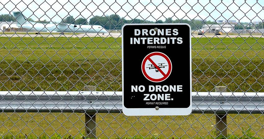 Drone awareness laanc