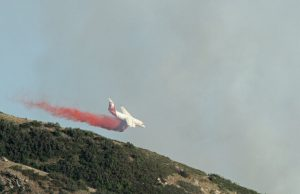 Aviation Weather Fires