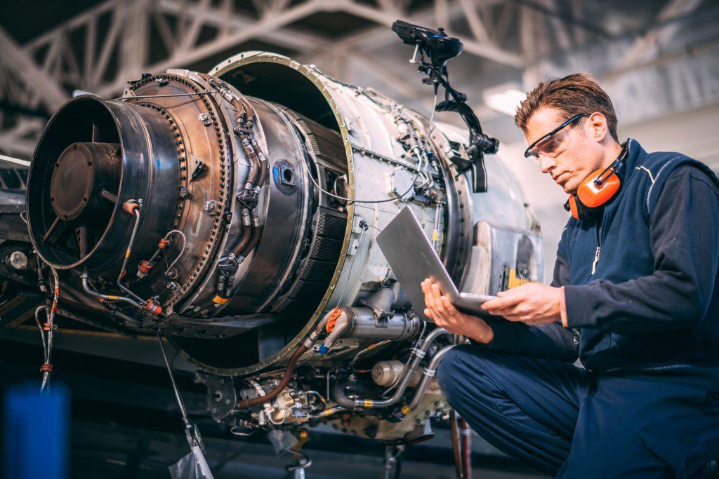 Aviation maintenance training
