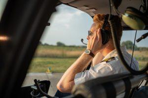 Uncontrolled Airport Radio