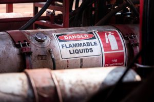 Flammable and combustible liquids