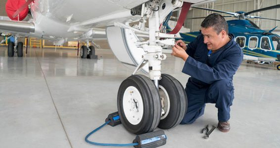 Online Aviation Training Maintenance